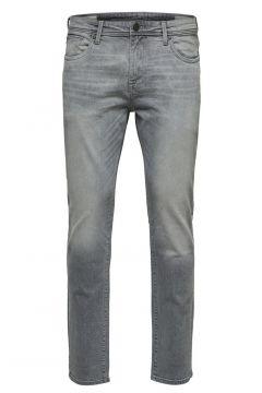 SELECTED 3021 Slim Fit Jeans Herren Grau(110710323)