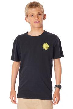 Rip Curl Wettie Logo T-Shirt zwart(126251881)