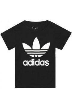 T-shirt enfant adidas L TRF NERA(115477209)
