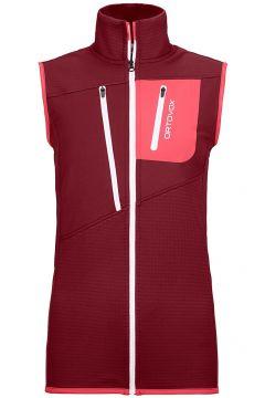 Ortovox Grid Fleece Vest rood(123263013)