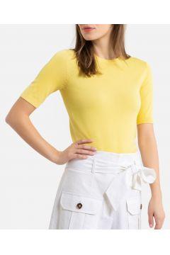 Jersey básico de manga corta(106795382)
