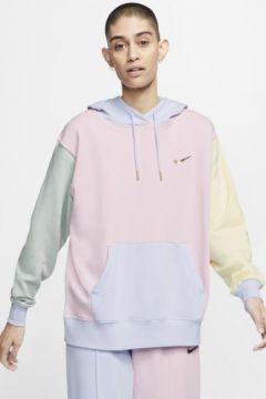 Nike Sportswear Swoosh Kadın Kapüşonlu Sweatshirt\'ü(111011083)