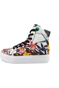 Chaussures Cult sneakers multicolor textile AH873(115400545)