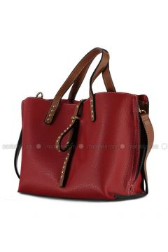 Red - Shoulder Bags - Marjin(110337909)
