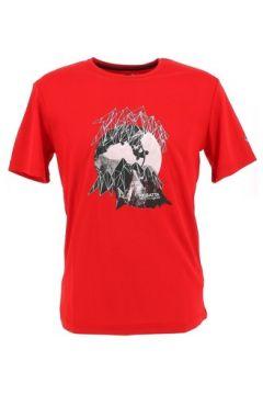 T-shirt Regatta Fingal iv classic red tee(127855864)