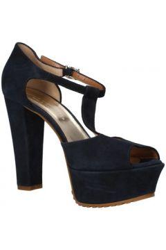 Sandales Sergio Cimadamore sandales bleu daim AF485(115393382)