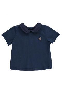 T-Shirt mit Bubikragen(113866564)