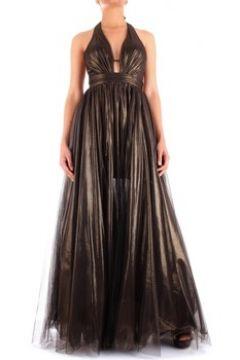 Robe Vittoria Romano 042985 J\'HABITE femme NOIR(98510430)