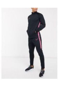 Nike Football - Academy essential - Tuta sportiva nera/rosa-Nero(120910883)