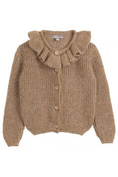 Alpaka-Strickjacke Lurex(120745335)