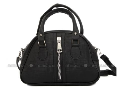 Black - Shoulder Bags - Bagmori(110322706)