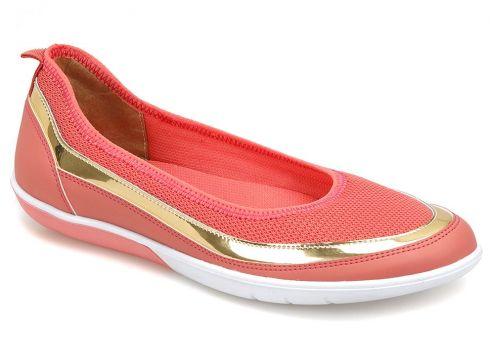 Art Bella CS18120 Pembe Kadın Babet - FLO Ayakkabı(50994365)