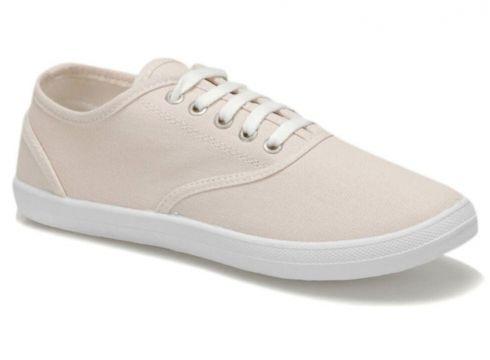 DUNLOP Krem Kadın Ayakkabı(105236661)
