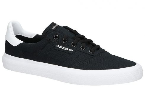 adidas Skateboarding 3MC J Skate Shoes core black(107965086)