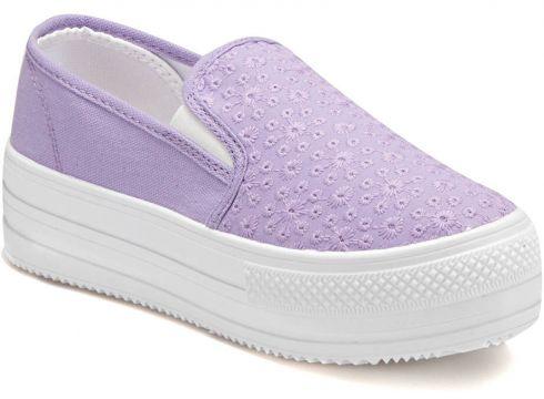 Carmens U1007 Z Pembe Kadın Sneaker - FLO Ayakkabı(84172264)