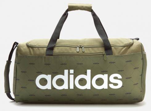adidas Linear Duffle Bag - Medium - Khaki(90304321)
