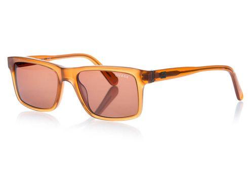 Guess 578907 Kahverengi Erkek Güneş Gözlüğü - FLO Ayakkabı(82723095)