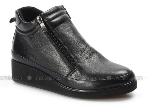Black - Boot - Boots - Fast Step(110317576)