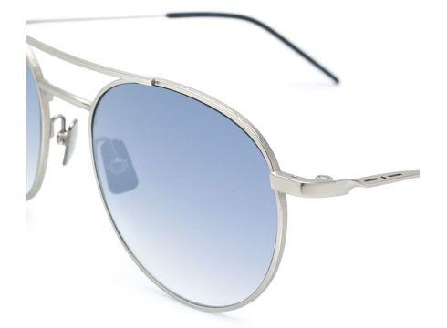 Italia Independent round frame sunglasses - Métallisé(65969503)