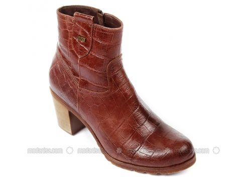Brown - Boot - Boots - G.Ö.N(110343273)