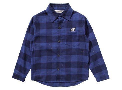 Munsterkids Hakuba Shirt blauw(96712620)