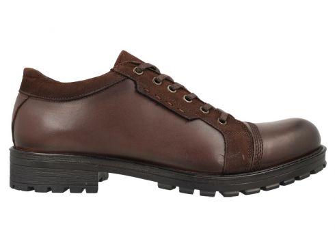 Jump Urban Hakiki Deri Kahverengi Erkek Ayakkabı(105112347)
