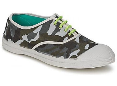 Chaussures Bensimon TENNIS CAMOFLUO(115451696)