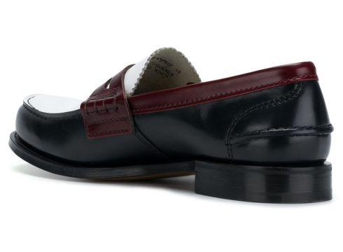 Church\'s slip on loafers - Multicolore(76541970)