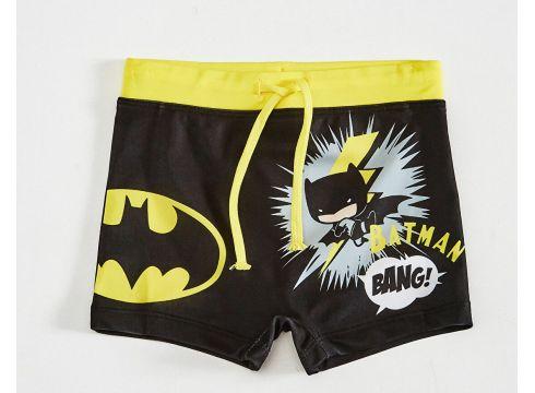 Bebek Erkek Bebek Batman Baskılı Yüzme Şort(127518382)