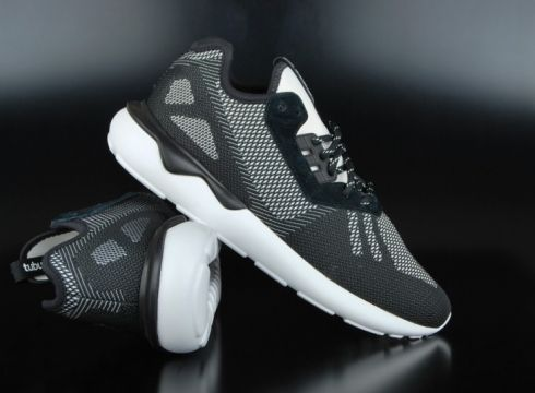 Adidas Originals Tubular Runner Weave Core Black White Sneaker...(77151500)