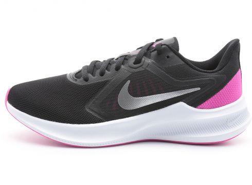 Nike Wmns Downshıfter 10 Kadın Spor Ayakkabı Siyah(121873932)
