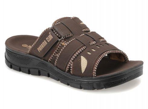 Panama Club Pl-1 Kahverengi Erkek Terlik - FLO Ayakkabı(72777680)