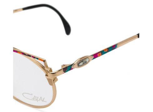 Cazal aviator contrast glasses - Doré(76662794)