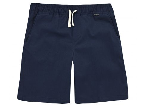 Hurley One & Only Stretch Chino Spazier-Shorts - Obsidian(110373381)