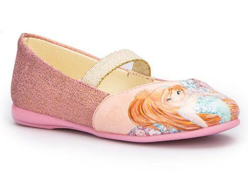 Winx FANNY Pembe Kız Çocuk Babet - FLO Ayakkabı(82811912)