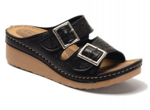 ESEM Esm221.z.001 Siyah Kadın Terlik - FLO Ayakkabı(84145399)