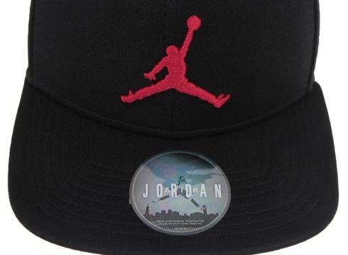Nike Jordan Jumpman Snapback Unisex Şapka Siyah(60929746)