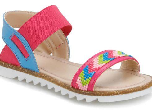 Seventeen Pola Fuşya Kız Çocuk Sandalet - FLO Ayakkabı(78173959)