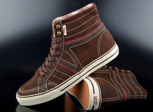 Vans Sneaker Corrie Hi Hiker Brown Turtledove(87045655)