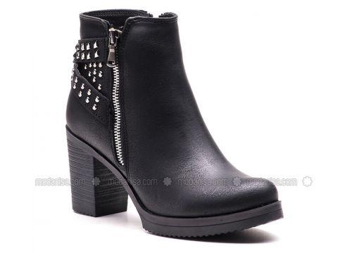 Black - Boot - Boots - Esem(110336597)