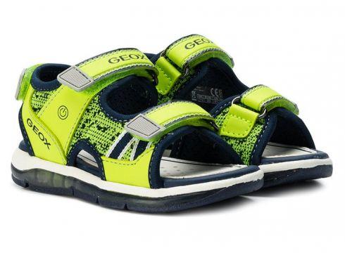 Geox sandales Todo Boy - Bleu(65470580)