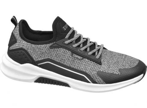 Esprit Erkek Gri Spor Ayakkabı(120145227)