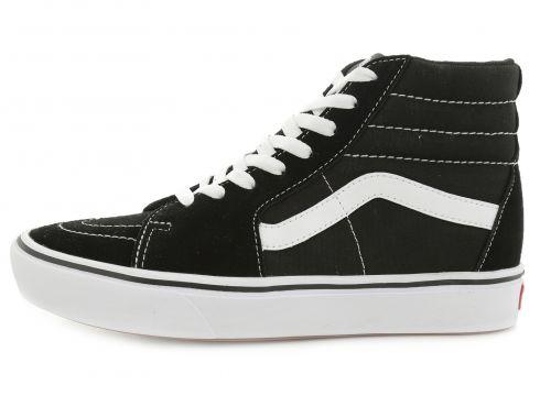 Vans Ua Comfycush Sk8-Hi Unisex Günlük Ayakkabı Siyah(77688325)