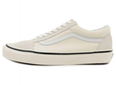 Vans Ua Old Skool 36 Dx Unisex Spor Ayakkabı Beyaz(117009169)