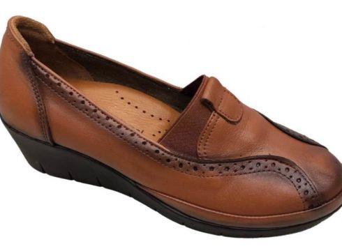 Scavia 888 Deri Kadın Ayakkabı(124004652)