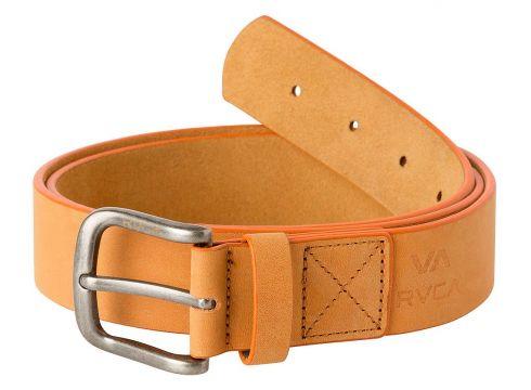 RVCA Truce Leather Belt bruin(104307115)