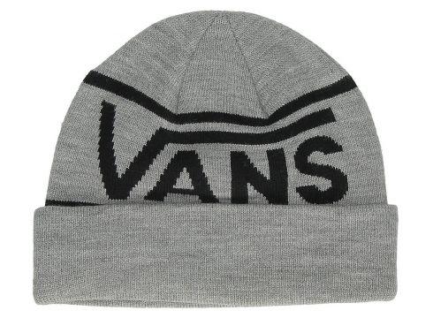 Vans Drop V Stripe Cuff Beanie grijs(97882982)