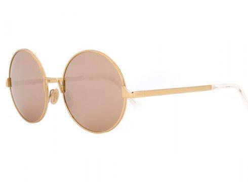 """Cutler & Gross lunettes de soleil \""""M1137 Angel Pearl\"""" - Métallisé(65465615)"""