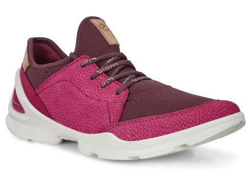 Ecco Kadın Sneaker Biom Street W Sangria/Fig Bordo(114219676)