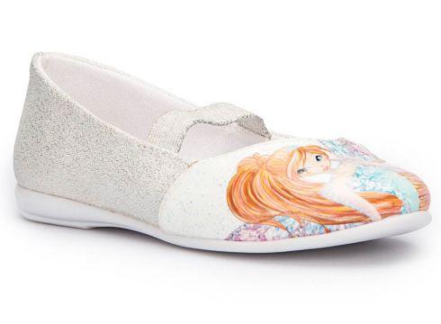 Winx FANNY Beyaz Kız Çocuk Babet - FLO Ayakkabı(84172926)
